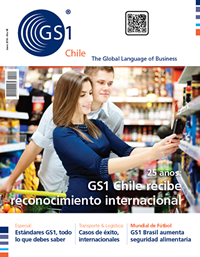 Revista GS1 Chile